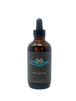 GG Healing Oil: Multi-Use Organic Essential Oil Blend with Vitamin E