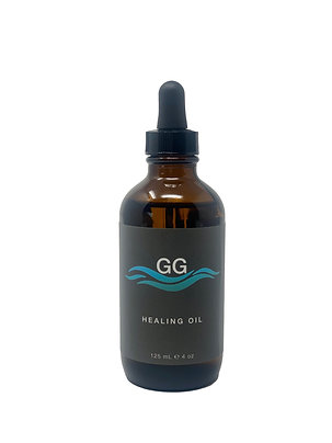 GG Healing Oil: Multi-Use Organic Essential Oil Blend with Vitamin E