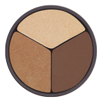 Osmosis Bronzed Cocoa Eye Shadow Trio