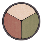 Osmosis Evergreen Eye Shadow Trio