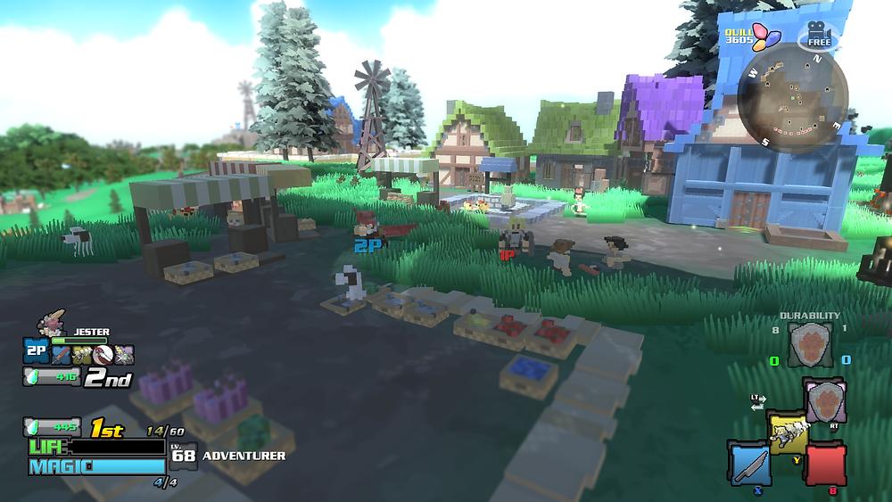 Multiplayer fun!