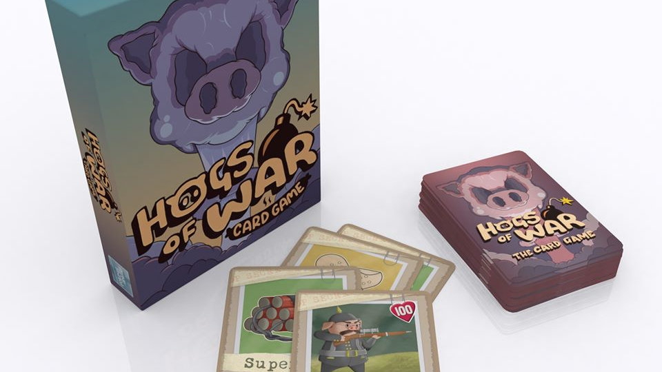 Hogs Of War + Bay Of Pigs Expansion