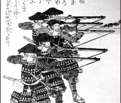 Foreigners and their Guns: Untitled Samurai Game Design Blog #1