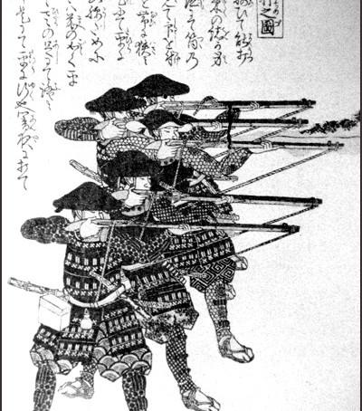 Foreigners and their Guns: Untitled Samurai Game Design Blog #1