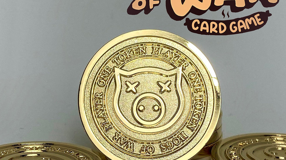 Hogs Or Tails Coin