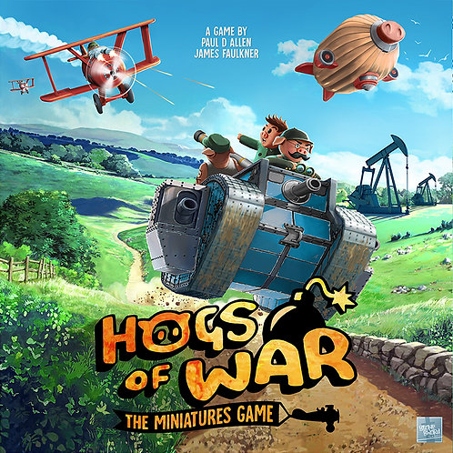 Hogs Of War The Miniatures Game