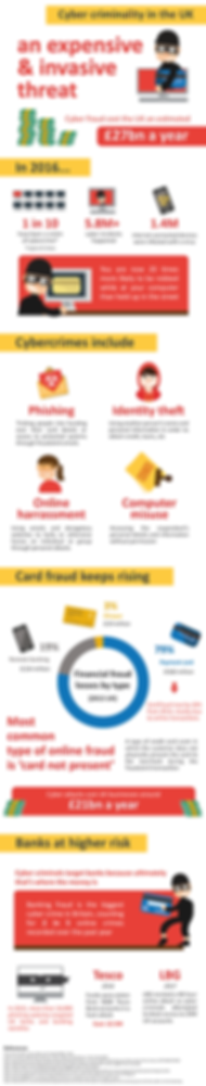infographic data visualisation cyber criminality cyber fraud phishing identity theft online harrassment card fraud