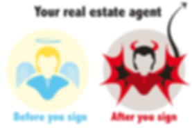 infographic data visualisation london real estate agent fun