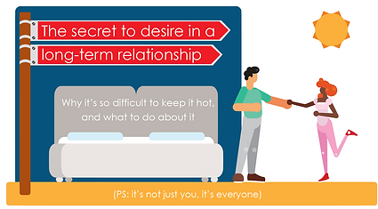 desire long term relationship sex infographic data visualisation