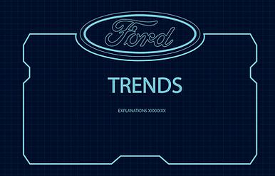 data visualisation dashboard ford car