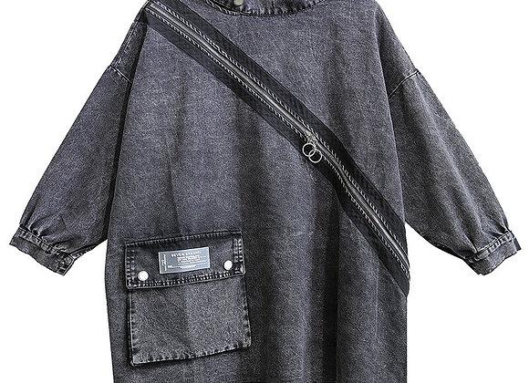 Classic streetwear jacket