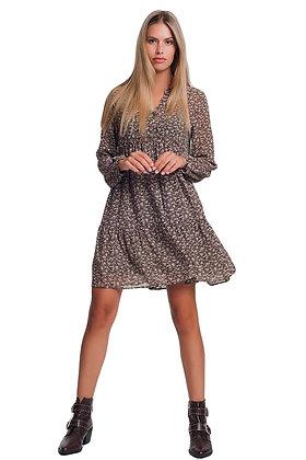 Smock Mini Dress
