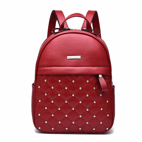 Petrichor Plaid Backpack