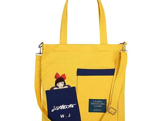 W.J Tote Bag