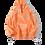 Thumbnail: Reflective Tie Dye Fleece Hoodie