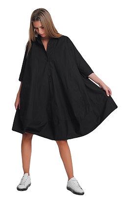 Oversized Smock Dress