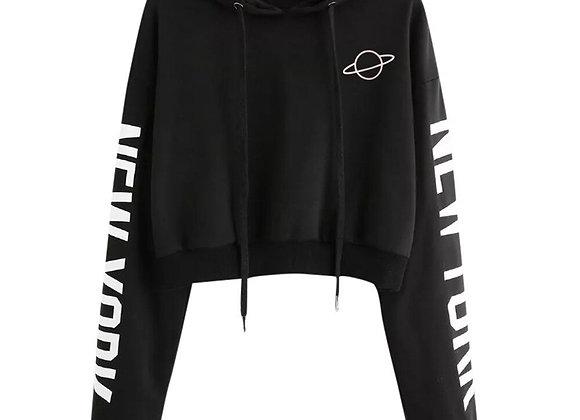 New York style hoodie