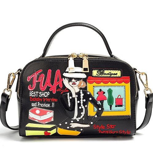 Brianna Leather Bag