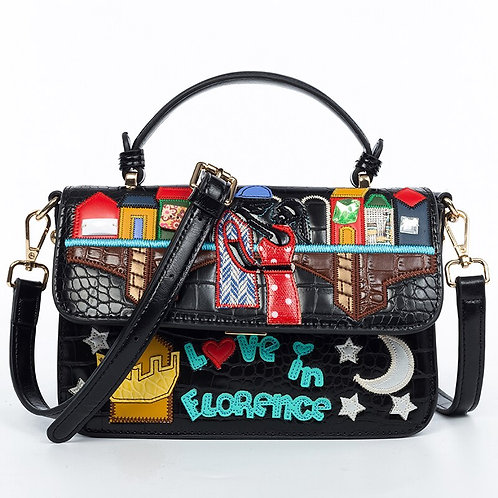 Dalia Leather Bag