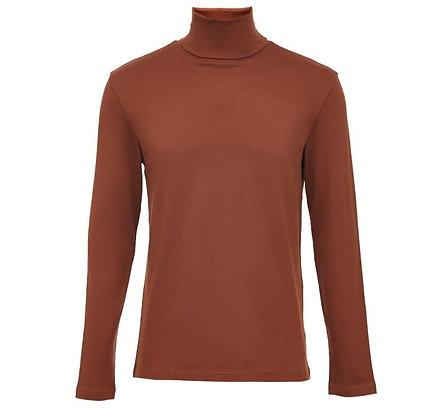 Slim Fit Long-Sleeved T-Shirt