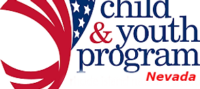 National Guard Child & Youth Program logo Nevada