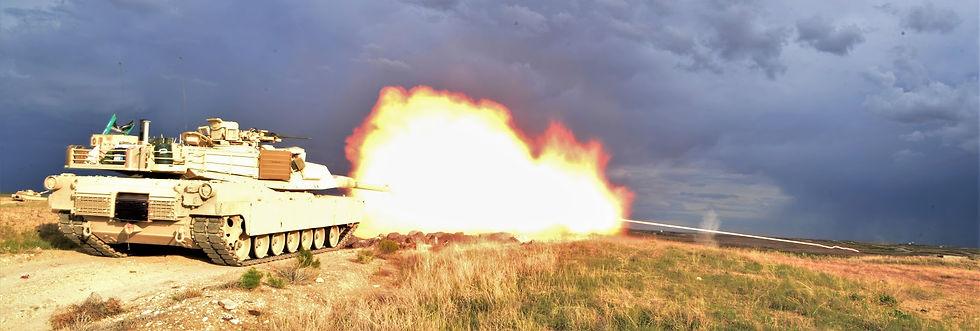 Tank Nevada National Guard