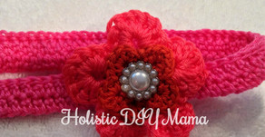 Crochet 5 Different Headbands! #freepattern