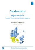 Regionsrapport 1. halvår 2020 med opfølgning  Syddanmark forside.png