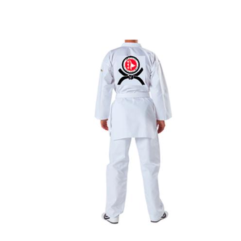 Taekwondo Anzug mit Logo