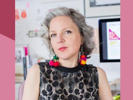 #tomorrowtalk with Geraldine Wharry, futurist and trend forecaster, London