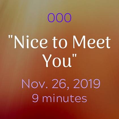 "000 ""Nice to Meet You"".mp3"