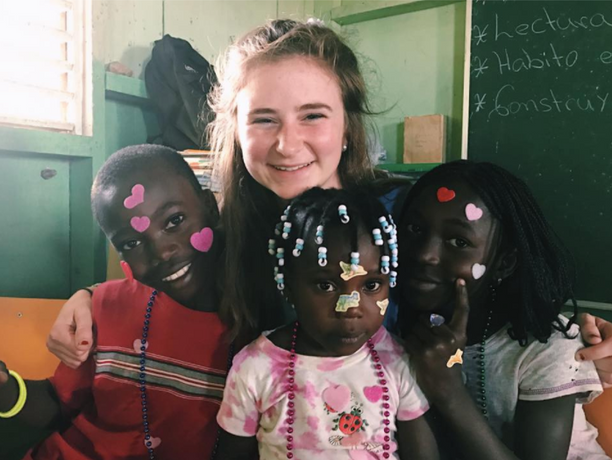 Members serve abroad with UT Global Medical Training