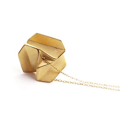 Pinwheel necklaces