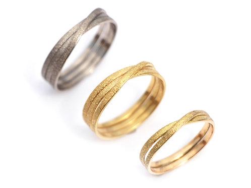 Infinity Rings - silver