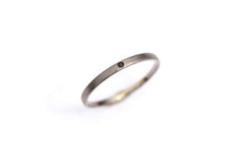 One line Rings - gold (18k)