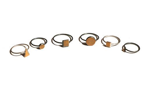 Kumboo Geometric rings
