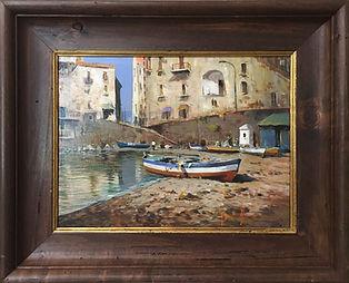 Custom Italian Frames