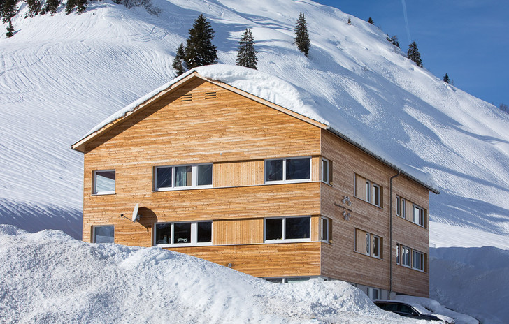 Bergzeit Warth am Arlberg