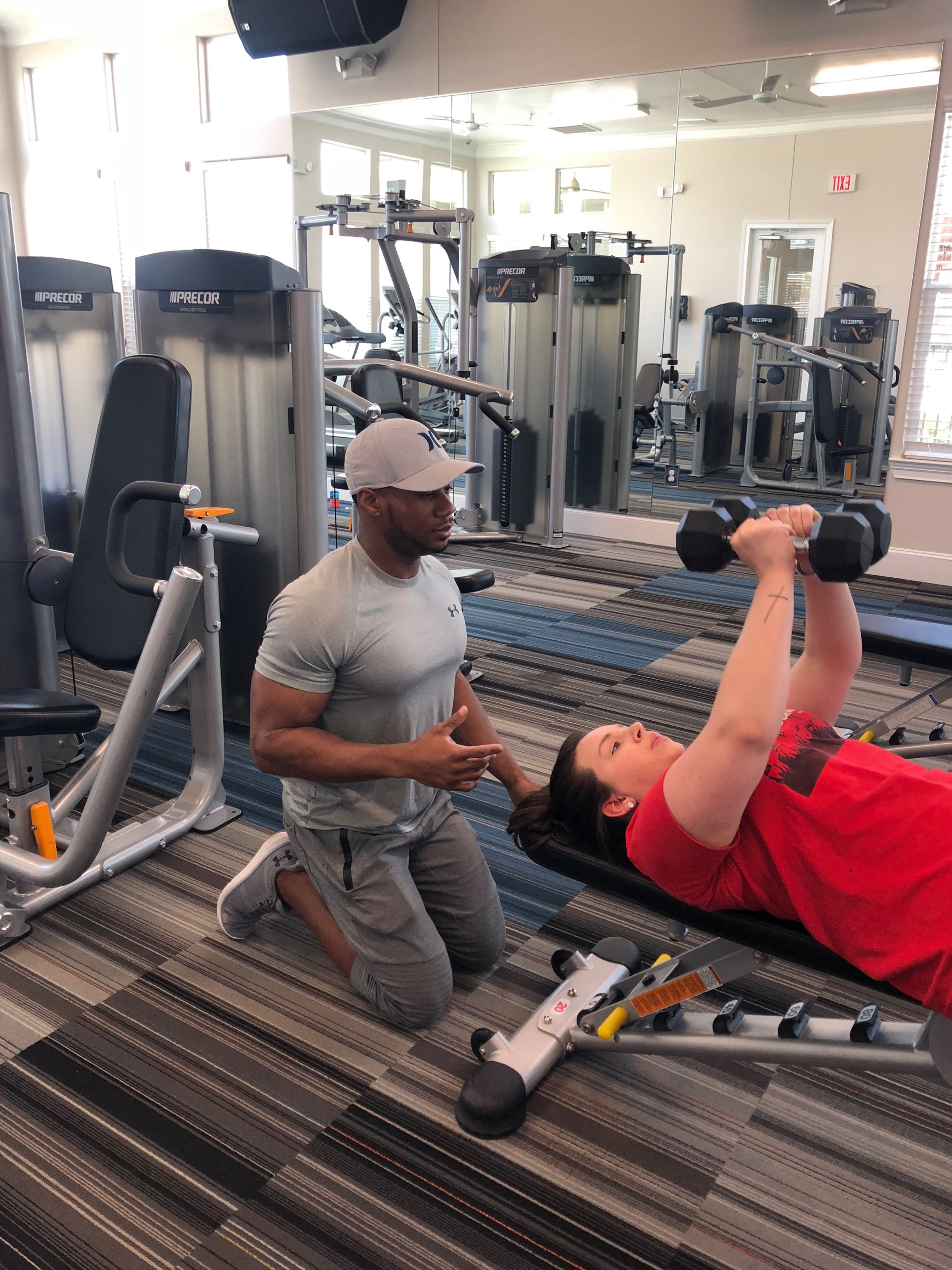 Personal Training Session 1 on 1