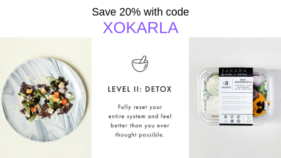 Sakara, discount code, cleanse, detox, reset