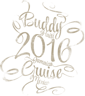 2016 Buddy Cruise Repeat Cruisers Shirt Design