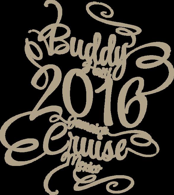 2016 Buddy Cruise Repeat Cruisers Shirt Design