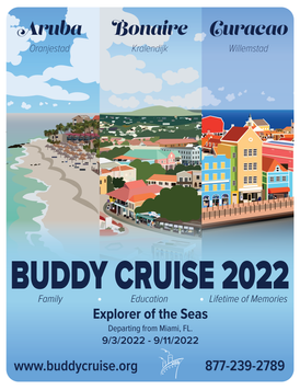 Buddy Cruise 2022 Ad