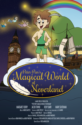 Peter Pan's Magical World of Neverland Movie Poster