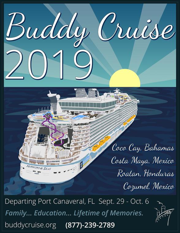 Buddy Cruise 2019 Ad