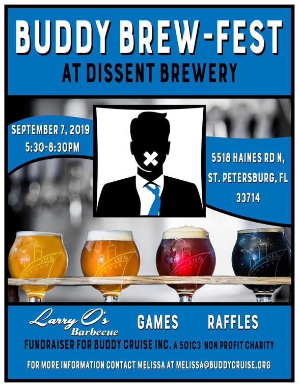 Buddy Brew-Fest Ad