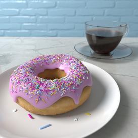 Updated Doughnut