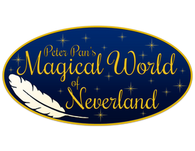 Peter Pan's Magical World of Neverland Logo