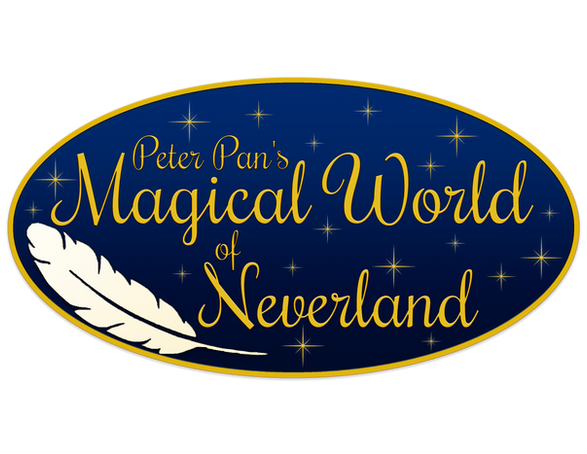 Peter Pan's Magical World of Neverland Logo