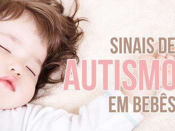 Sinais de Autismo em bebês